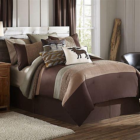 cabelas bedding cabela s 174 stowe creek comforter set bed bath beyond