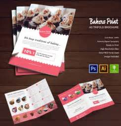 bakery brochure template 16 bakery templates psd eps cdr format