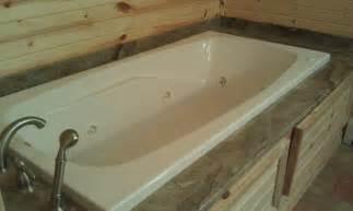 paramount granite 187 6 tub surround