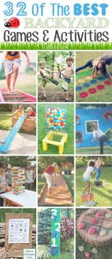 Diy Games by 32 Fun Diy Backyard Games To Play For Kids Amp Adults