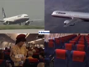 britannia aircraft boeing 757 200er s flight attendant