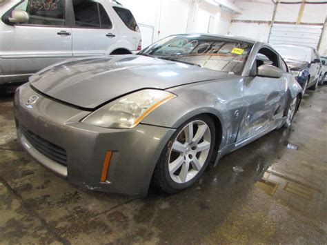 nissan 350z parts parting out 2004 nissan 350z stock 150010 tom s