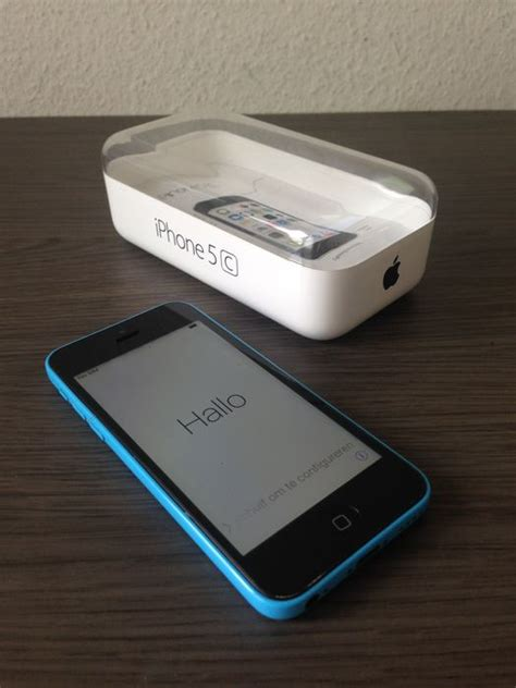 Charger Apple 567 Original Packing apple iphone 5c 8gb blue incl charger original box 1 phonecase catawiki