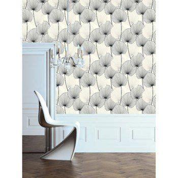 parement mural 2573 papier peint intiss 233 d 233 co gris leroy merlin salon