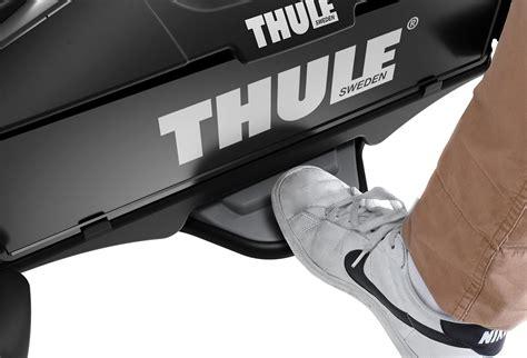 thule porta bici portabici thule 2016 velocompact 925 per 2 bici connettore