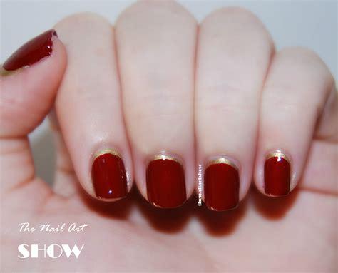 imagenes de uñas decoradas rojas 40 u 241 as decoradas color rojo que podes usar para recibir