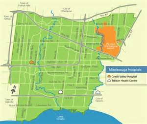 mississauga ca services community maps