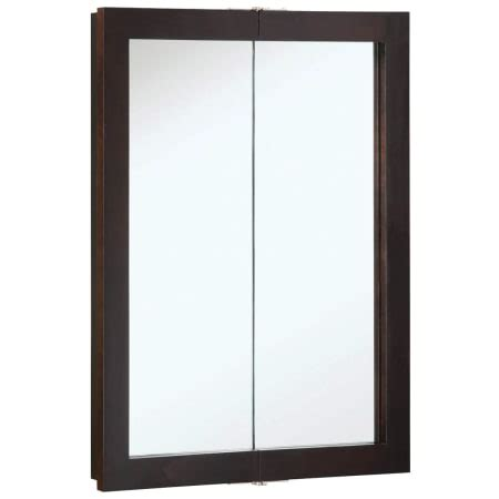 design house ventura collection design house 541334 espresso 24 quot framed double door
