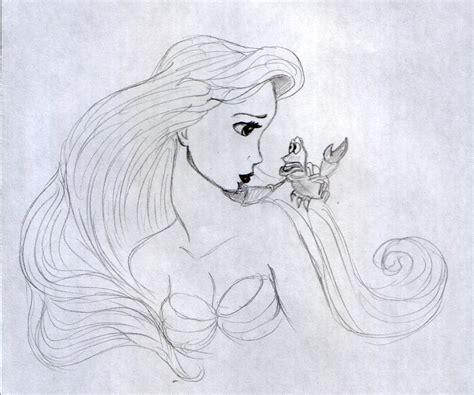 My Drawing Of Ariel Disney Princess Fan Art 24893610 Disney Princess Ariel Drawings