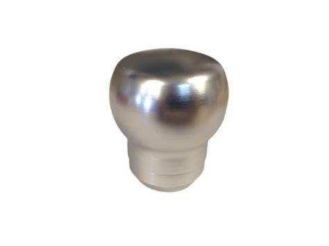 10x1 25 Shift Knob by Torque Solution Shift Knob Silver Universal