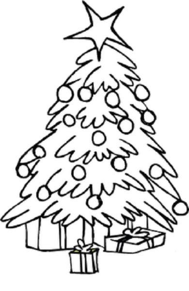 christmas tree star coloring page preschool coloring pages coloring part 140