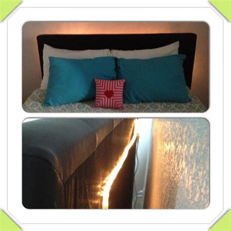 backlit headboard pin by alondra rogers clements on tiny dream house pinterest