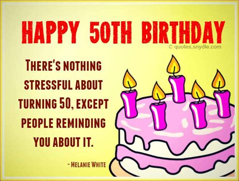 Birthday Quotes And Sayings 50th Birthday Quotes Quotes And Sayings