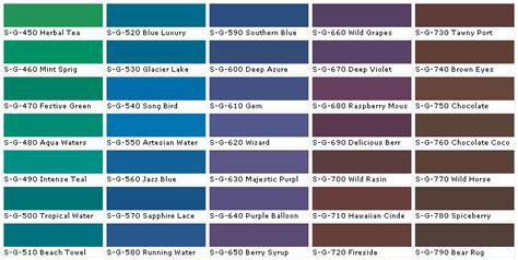 behr paint chart behr colors behr interior paints behr house paints colors paint chart