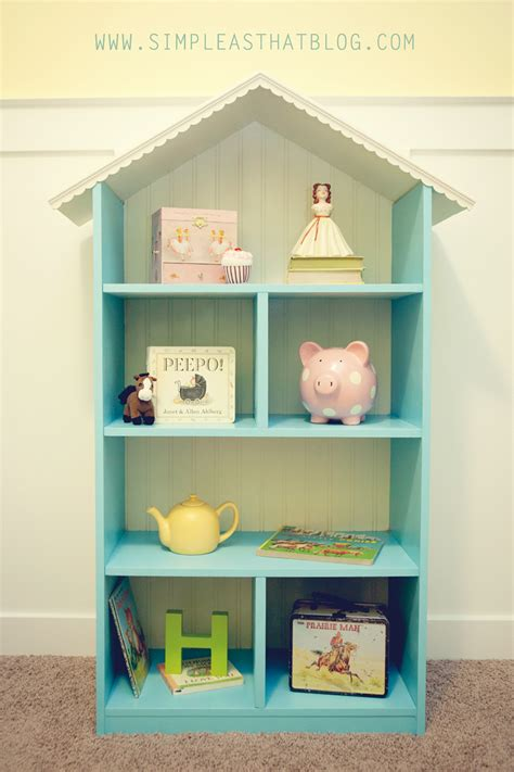 diy dollhouse diy dollhouse bookshelf