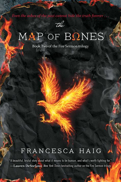 the staff of and bone books the map of bones book by haig official
