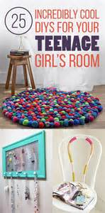 diys for your room 25 gorgeous diys for your teenage girl s room