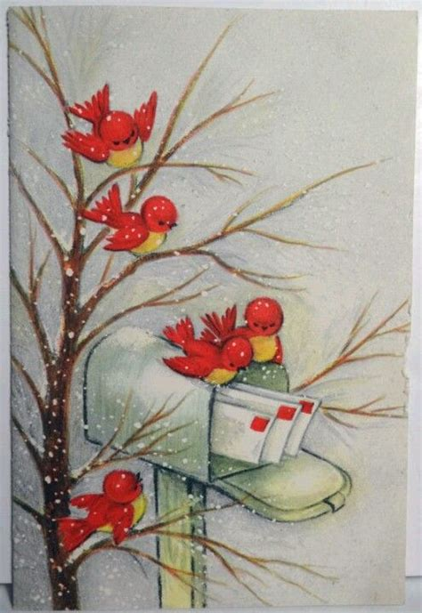 christmas welcome birds 17 best images about vintage birds cats mice misc animals on vintage