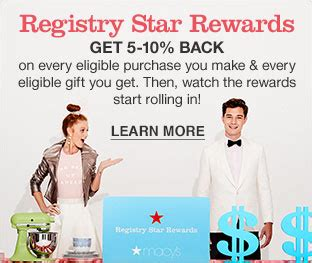 wedding registry & bridal registry macy's