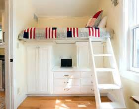 Loft Bed Small Room Small Condo With Loft Bed Home Decorating Ideas