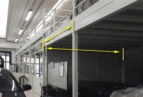 mobili in ferro per ufficio soppalchi ie cate sopra uffici 187 soppalchi