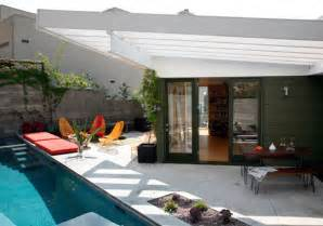 small backyard design with pool idea by bestor architecture