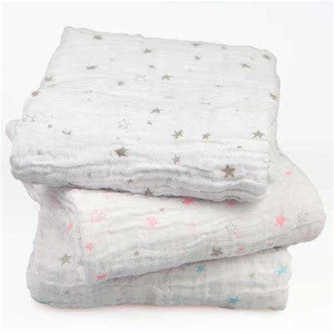 Blankets For Babies by Muslin Receiver Baby Sense