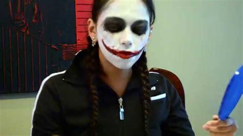 imagenes de halloween hombres the joker makeup tutorial maquillaje del wason para