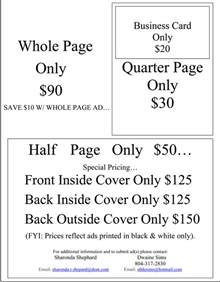 Souvenir Ad Book Template by Ads For Souvenir Booklet Pictures To Pin On