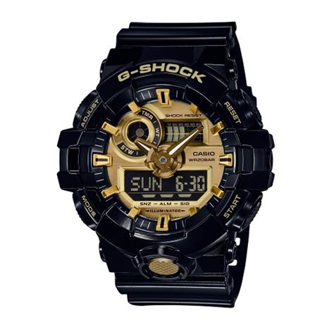 G Shock casio g shock limited ga 710gb 1altd quot no comply quot black