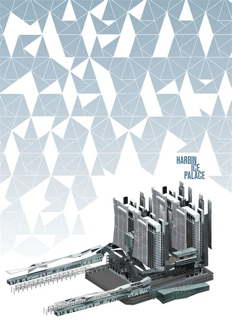 design poster architecture architecture posters on behance