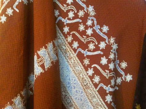 mengenal batik aceh  penjelasannya jnj batik