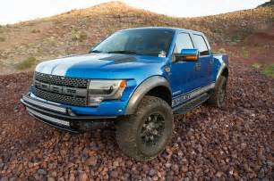 Ford F 150 Shelby Shelby American Ford F 150 Svt Raptor Baja 700 Packs 700 Hp