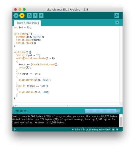 code arduino java arduino led tutorial cohorte project