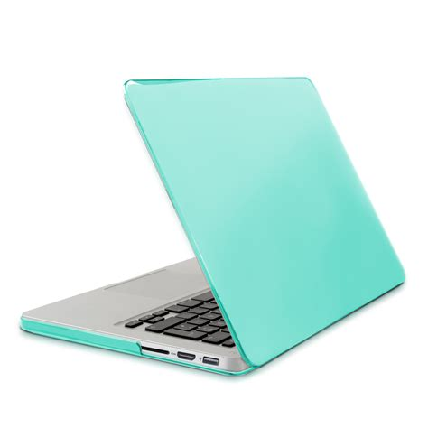 Macbook Kw kwmobile funda transparente para apple macbook pro retina