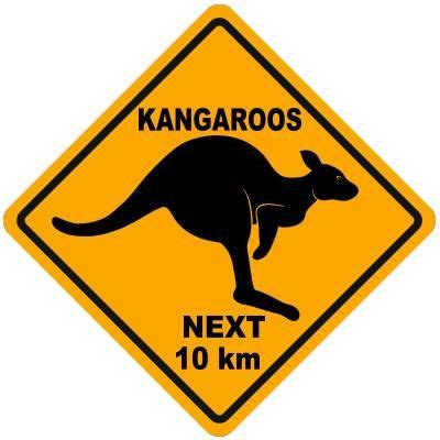 printable australian road signs 17 best images about shae s farewell lunch on pinterest