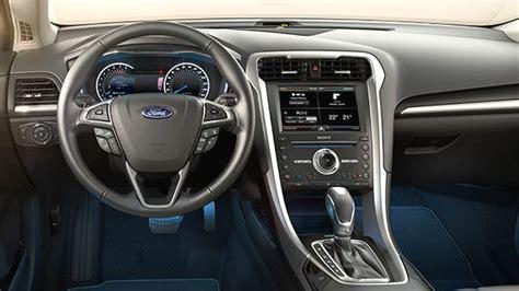 Ford Mondeo Kofferraumvolumen by Ford Mondeo 2015 Abmessungen Kofferraum Und Innenraum