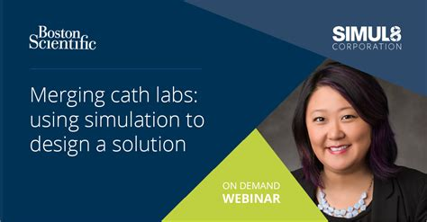 Boston Scientific Mba Marketing Manager by Webinar Merging Cath Labs Using Simulation To Design A