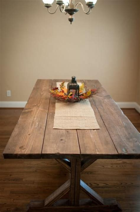 do it yourself kitchen table best 25 rustic farm table ideas on diy