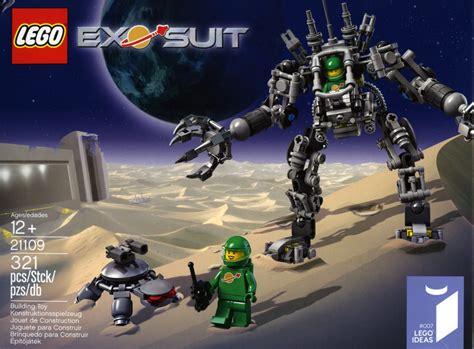 Lego Ideas 21109 Exo Suit lego minifigures lego ideas 007 exo suit 21109