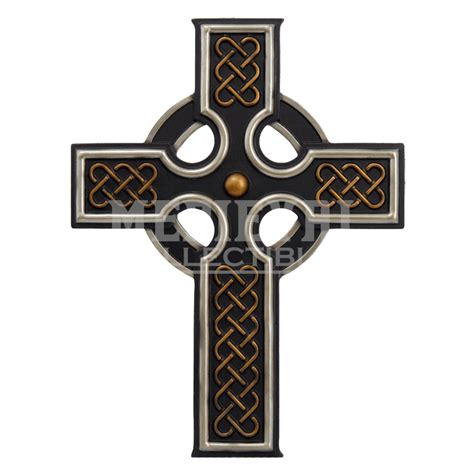 classic celtic cross cc9045 by medieval collectibles