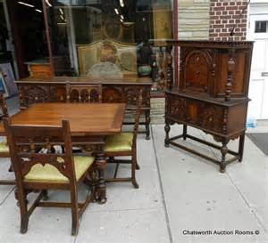 Jacobean Dining Room Set 1930 S Jacobean Dining Room Set Dining Rooms