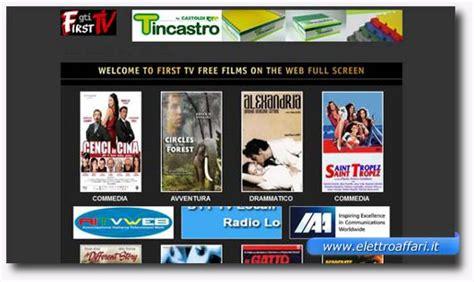 film gratis streaming siti per vedere film in streaming gratis in italiano e