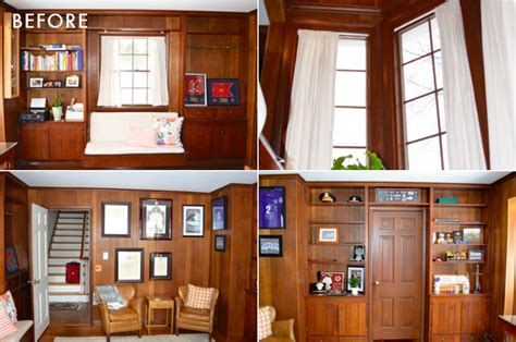 how to decorate wood paneling without painting how to decorate wood paneling without painting how to