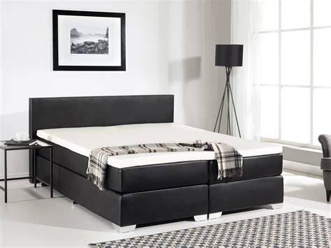 Bed Cover My Viola 180x200 box bed 180x200 cm pu leather king size president black ex factury at fair