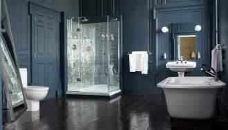 Bathrooms Flooring - shades of grey