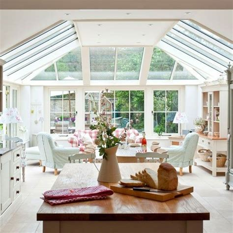 kitchen conservatory designs best 25 country open plan kitchens ideas on pinterest