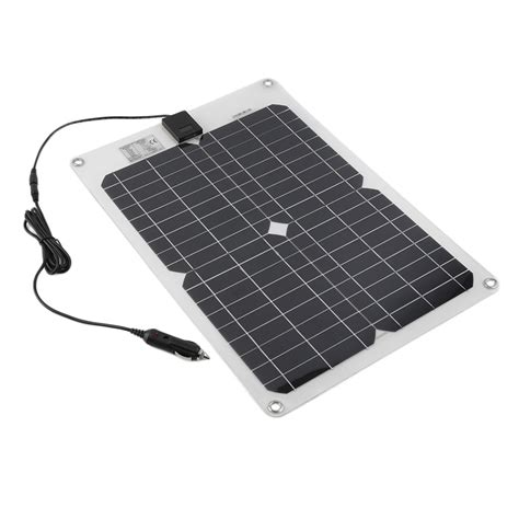 solar battery charger rv multi purpose portable solar panel battery charger for car