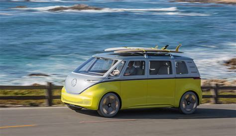 new volkswagen bus volkswagen is remaking the classic vw bus the inertia