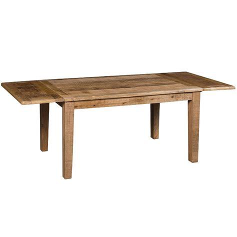 tavolo consolle allungabile offerta tavolo allungabile in legno massello di mango in offerta